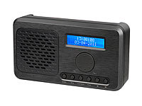 VR-Radio WLAN-Internetradio mit MP3-Streaming & UKW-Tuner IRS-520.WLAN; Digitalradios Digitalradios