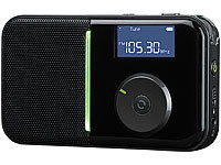 "VR-Radio Portables WLAN-Internet-Radio mit UKW ""WorldStream Go"""